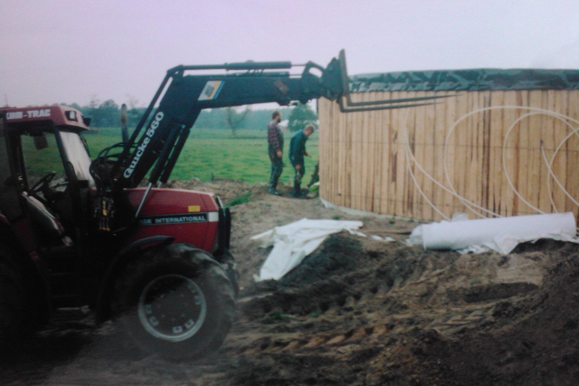 Erstbau Vorwerk