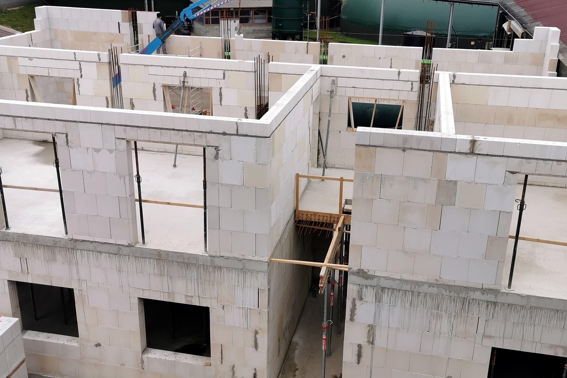 Neubau Buero